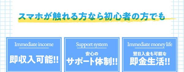 金活プロジェクト(月収300万円project)のメリットと魅力