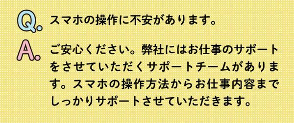 Q & Aその1