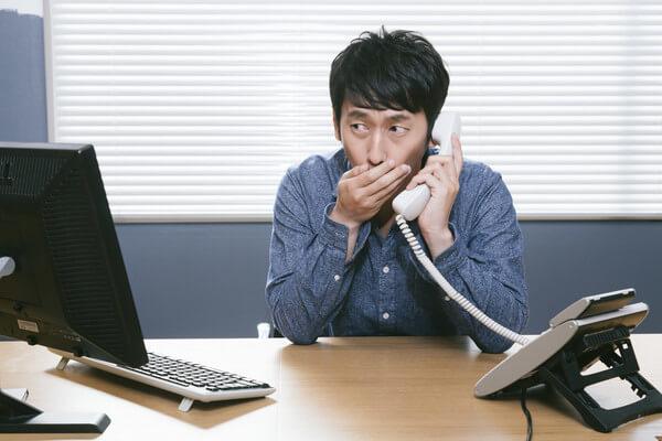 日本企業じゃないと不安